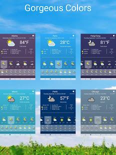 Weather 2 weeks 6.0.6