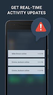 WhatsAgent: Online Notifier and Last Seen History 1.2.5