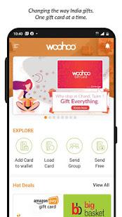Woohoo - Digital Gift Cards 5.1.0
