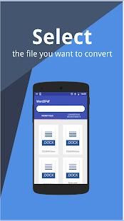 Word2PDF - Convert DOC/DOCX to PDF Free 2.2.8