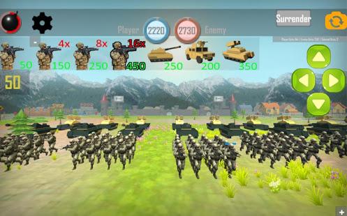 World War 3: European Wars - Strategy Game 1.23