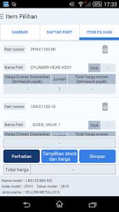 YAMAHA PartsCatalogue IDN 1.0.1