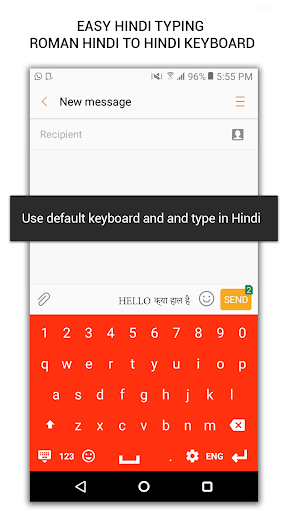 Download Easy Hindi Typing - English to Hindi Keyboard 2019 1.2.1 APK For Android