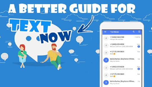 Download Guide For TextNow - free text & Calls 1.22 APK For Android