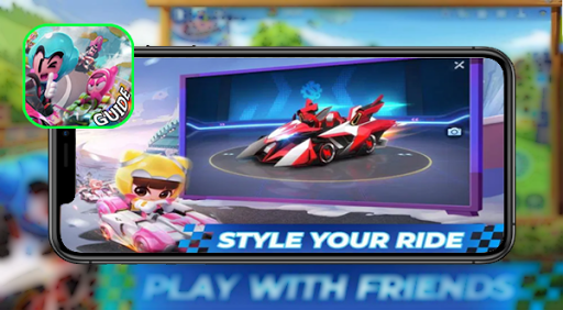 Download Guide for Kartrider Rush 3d 0.1 APK For Android