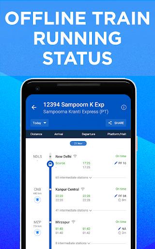 Download IRCTC Train PNR Status, NTES Rail Running Status 5.0.2 APK For Android
