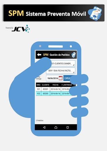 Download JCV SPM-sistema de Preventa Movil(DEMO) 24052020.01 APK For Android