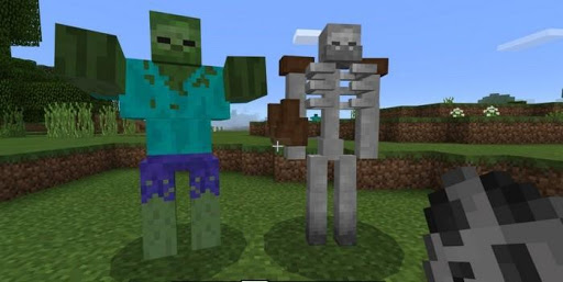 Download Mutant Creatures Mods for Minecraft PE - MCPE 1.02 APK For Android