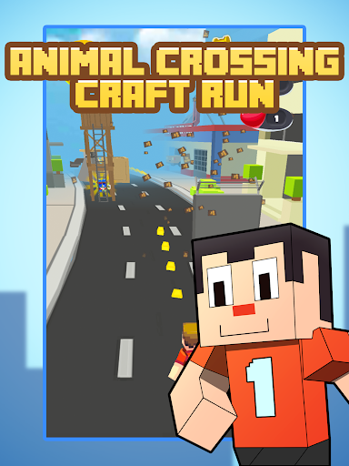 Download Animal Crossing Craft Run 1.1 APK For Android