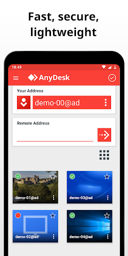 Download AnyDesk Remote Control 5.5.6 APK For Android