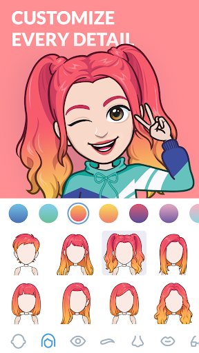 Download Avatoon - Avatar Creator & Emoji Me 1.1.5 APK For Android