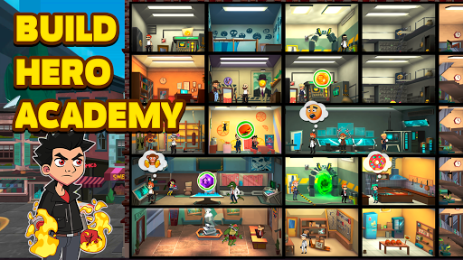 Download Brawl Academy: Superhero League 1.0.3 APK For Android