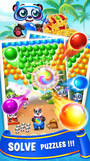 Download Bubble Shooter Sweet Panda 1.0.20 APK For Android