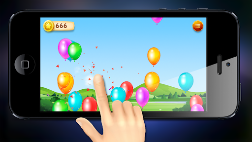 Download Burst balloons for kids 1.13 APK For Android