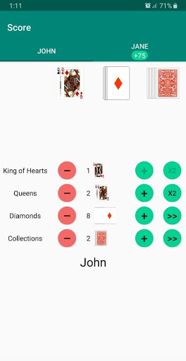 Download Card Scores 1.4.2 APK For Android