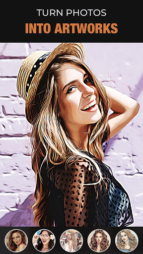 Download Cartoon Photo Editor: Make Cartoon Avatars by AIFX 3.7 APK For Android