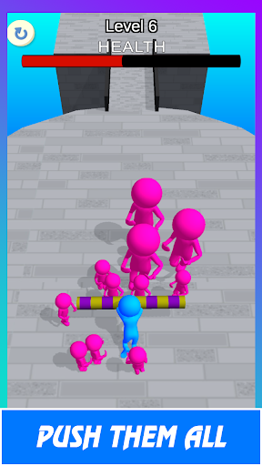 Download Clash Push'em All the Crowd 3.0 APK For Android