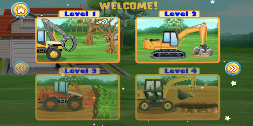 Download Construction Vehicles & Trucks - Games for Kids 1.8.1 APK For Android