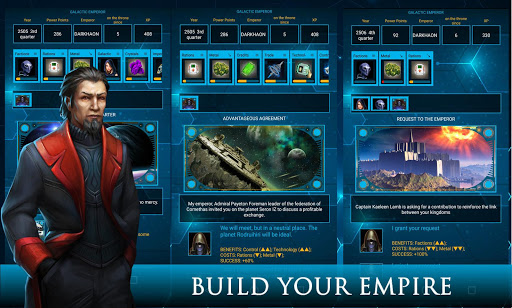 Download Dictator Games: Galactic Emperor (Space RPG) 1.2.3 APK For Android
