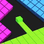 Download Color Blocks Fill – 3D Sayisfying Games – puzzle 1.9.2 APK For Android
