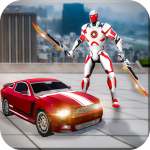 Download Dual Sword Hero Robot Transforming 3D 1.0.4 APK For Android