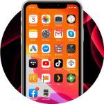 Download Launcher iOS 14 APK For Android