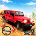 Download Off road Jeep Parking Simulator: Car Driving Games 1.4 APK For Android