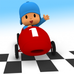 Download Pocoyo Racing: Kids Car Race - Fast 3D Adventure 1.0.0 APK For Android