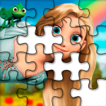 Download Princess Puzzles - Games for Girls 3.33 APK For Android