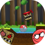 Download Red Ball : Bounce 4 Hero Adventure 1.3.1 APK For Android