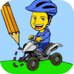 Download Scribble Rider 1.0.1 APK For Android