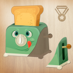 Download Toddler puzzles - Kids game 3.1.0 APK For Android