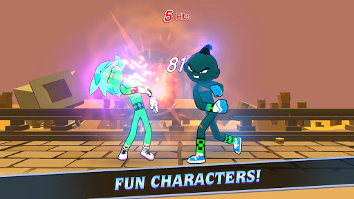 Download Duel Heroes - Stickman Batle Fight 1.9 APK For Android