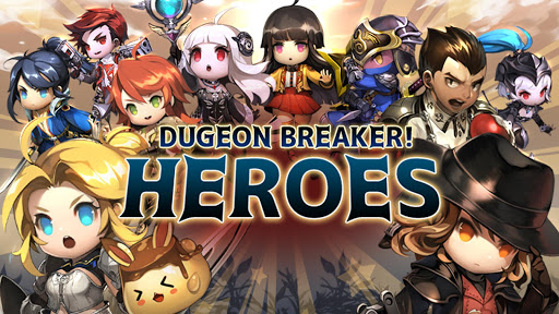 Download Dungeon Breaker Heroes 1.17.4 APK For Android