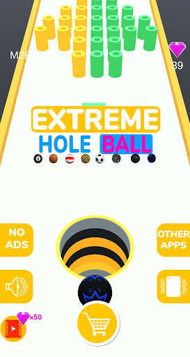 Download Extreme Hole Ball 1.2 APK For Android