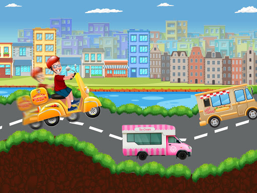Download Fast Food Maker Kitchen : Burger Pizza Delivery 1.0.1 APK For Android