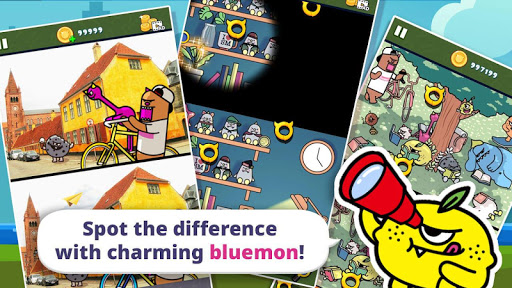 Download Find It Bluemon 1.0.8 APK For Android