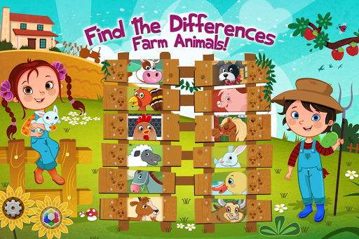 Download Find the Differences - Animals 3.4 APK For Android