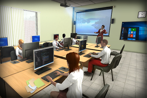Download High School Simulator – Fun Learning Game 1.4 APK For Android