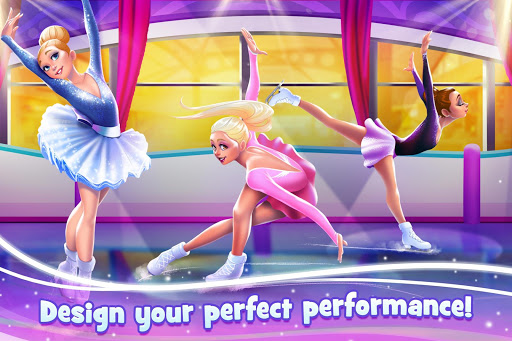 Download Ice Ballerina: Dance & Skating of Winter Princess 1.1 APK For Android