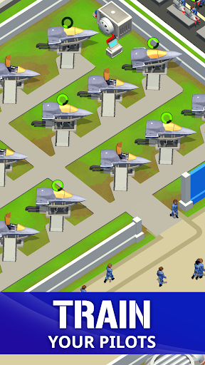 Download Idle Air Force Base 0.17.1 APK For Android