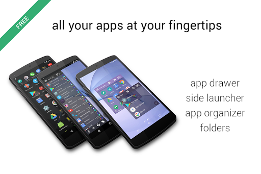 Download JINA: App Drawer, Sidebar & Folder Organizer 3.2.2ga1141.1810090817 APK For Android