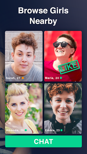 Download Just She - Top Lesbian Dating 7.1.0 APK For Android