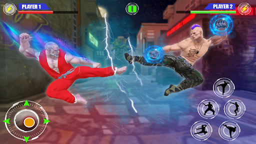 Download KungFu Fighting Warrior - Kung Fu Fighter Game 3 APK For Android