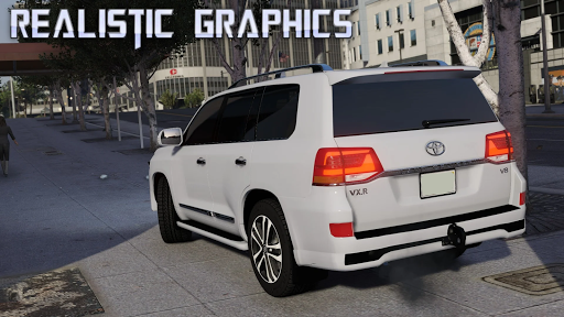 Download Land Cruiser Drift Simulator 2020 0.1 APK For Android