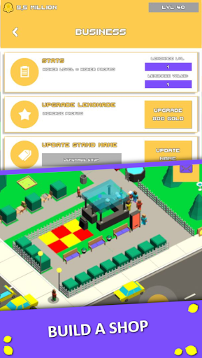 Download Lemonade shop 1.9 APK For Android