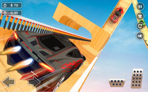 Download Mega Ramp Car Simulator – Impossible 3D Car Stunts 3.0 APK For Android