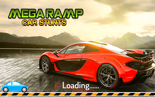 Download Mega Stunt Car Race Game - Free Games 2020 3.4 APK For Android