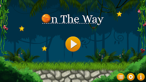 Download On The Way - physics and drawing puzzle game 1.8 APK For Android