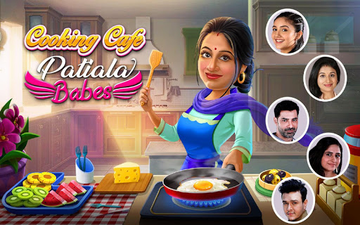 Download Patiala Babes : Cooking Cafe - Restaurant Game 3.7 APK For Android